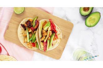 Spicy tortilla