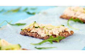 Crackers met Forel