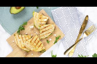 Avocado quesadillatest 2