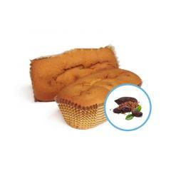 Protocake Cacao | Ciao Carb | Eiwitrijke Cake | Protiplan