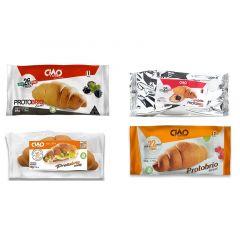 Eiwitrijke Croissant | CiaoCarb | Mix Protobrio | Voordeelpakket | Protiplan