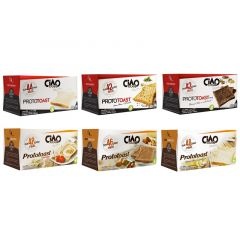 Eiwitrijke Croissant | CiaoCarb | Mix Prototoast | Voordeelpakket | Protiplan