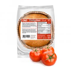 Focaccia Pizza tomaat | Protiplan Koolhydraatarm Dieet | CiaoCarb