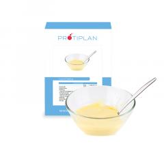 Proteine Custard Pudding   Proteine Dessert   Protiplan