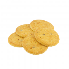Biscuit Rode Bessen