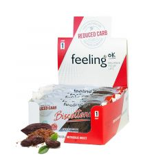 Proteine Koek Cacao | Feeling OK Biscottone | Proteine Dieet | Protiplan