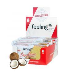 Koolhydraatarme Koek kokos | Feeling OK Biscottone | Koolhydraatarm | Protiplan