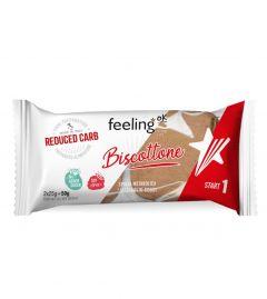 Eiwitrijke biscottone amandel koek | Feeling OK Biscottone amandel koek| Eiwitrijk Dieet | Protiplan