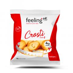 Proteine Toastjes Olijfolie | Feeling OK Crosti | Soja vrij | Protiplan