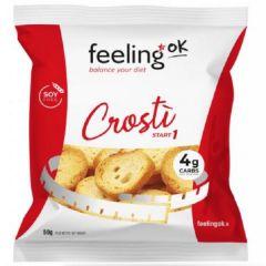 Koolhydraatarme Toastjes Olijfolie | Feeling OK Crosti | Koolhydraatarm Dieet | Protiplan