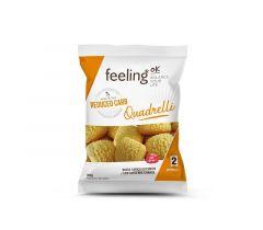 Eiwitrijke quadrelli amandel mini koekjes | Feeling OK Quadrelli amandel mini koekjes| Eiwitrijk Dieet | Protiplan