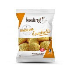 Quadrelli Hazelnoot | Feeling OK | Keto Koekjes | Protiplan