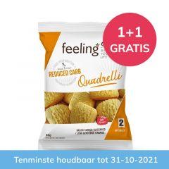 Quadrelli Hazelnoot | Feeling OK | Low Carb Koekjes | Protiplan