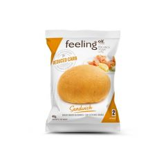 Eiwitrijk Broodje Naturel | Feeling OK Sandwich Start Optimize | Eiwit Dieet | Protiplan