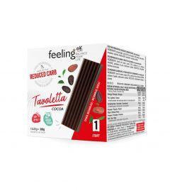 Feeling OK | Tavoletta Cacao | koolhydraatarm