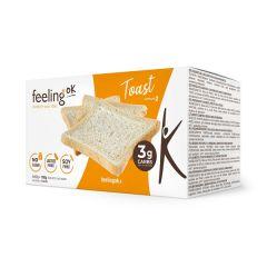 Proteine Toast Naturel | Feeling OK Optimize | Protiplan