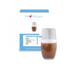 Eiwitrijke ijsthee | Ice Tea Perzik Drank | Protiplan