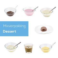 Proteïne Toetjes Dessert Mix | Protiplan