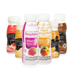 Smoothie Mixverpakking | Koolhydraatarme Smoothie | Protiplan