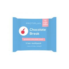 Protiplan Chocolate Break Bar |  Atkins Reep | Keto