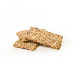 Proteine Crackers Sesam Zaad | Proteine Dieet | Protiplan
