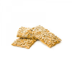 Eiwitrijke Crackers Zonnepit | Eiwit Dieet | Protiplan