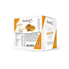 Eiwitrijke quadrelli sinaasappel mini koekjes | Feeling OK Quadrelli sinaasappel mini koekjes| Eiwitrijk Dieet | Protiplan