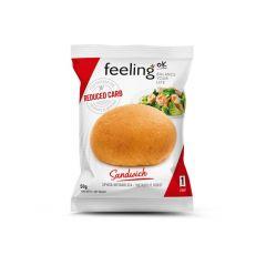Eiwitrijk Broodje Naturel | Feeling OK Sandwich Start | Eiwit Dieet | Protiplan