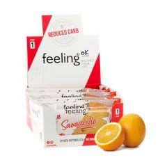 Savoiardo Sinaasappel | Feeling OK | Proteine Koeken | Protiplan