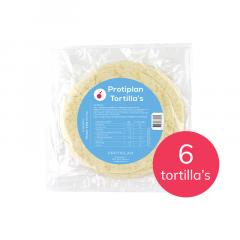 Low Carb Wraps | Eiwitrijke Tortilla's | Protiplan