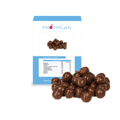 Borrelnootjes Chocolade | Protiplan Eiwitdieet