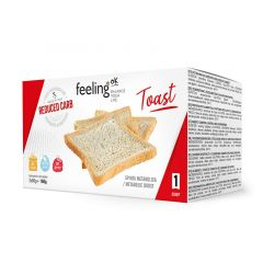 Eiwitrijke Toast Naturel | Feeling OK Start | Protiplan