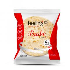 Eiwitrijke Tortilla Wraps | Feeling OK Piada | Protiplan
