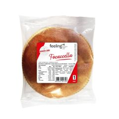 Eiwitrijk Pizza Brood | Feeling OK Focaccella | Eiwit Dieet | Protiplan