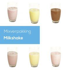Mixverpakking Milkshake | Protiplan Eiwitdieet