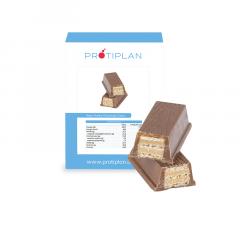 Proteine Reep Chunky Chocolade Creme | Kit Kat | Protiplan.nl