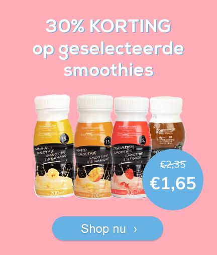 Smoothies 30% Korting