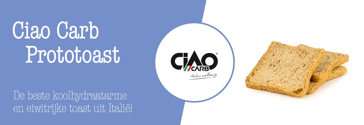Ciao Carb Prototoast