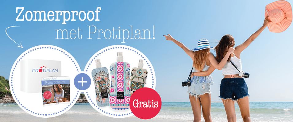 Protiplan - Zomeractie gratis Aqualicious