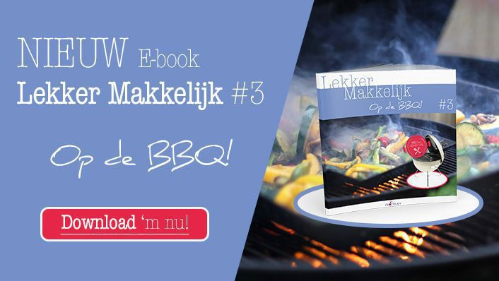 Download - Lekker Makkelijk: Op de BBQ!