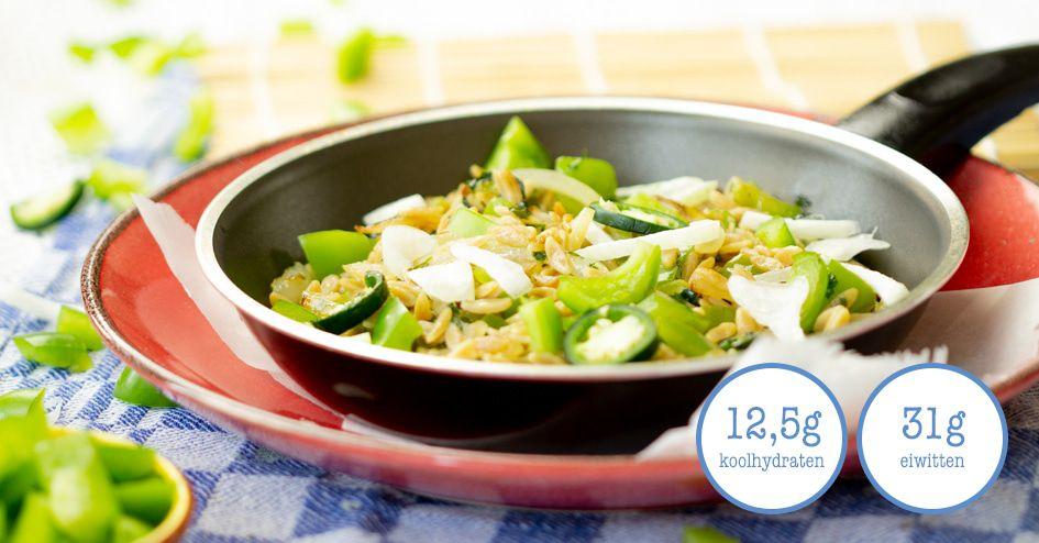 Groene rijst | Protiplan