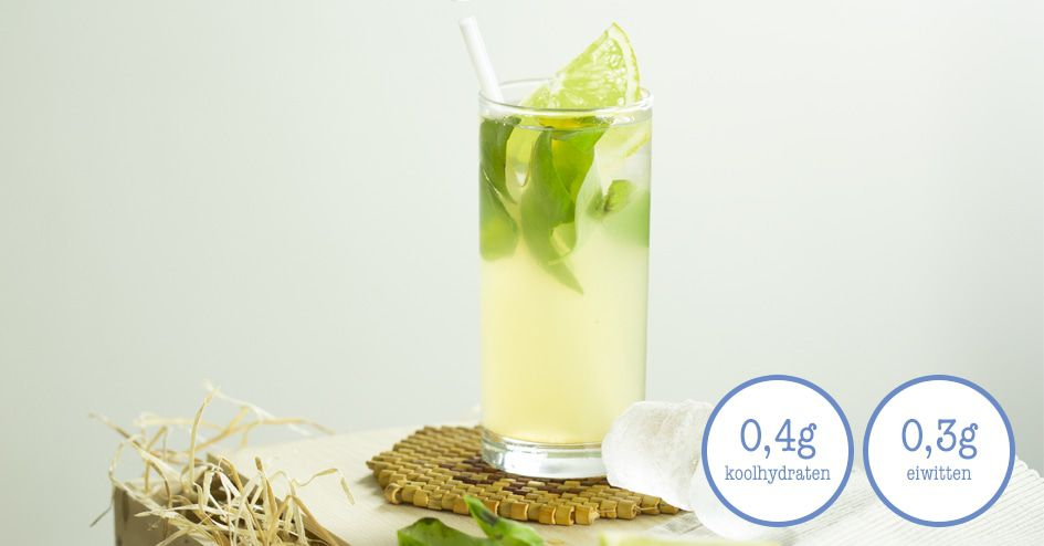 Ijswater Limoen