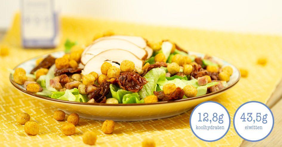 Krokante salade | Protiplan