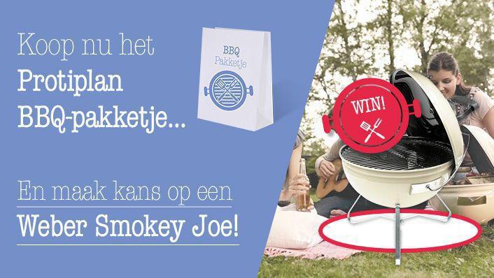 WIN - Weber Smokey Joe Premium